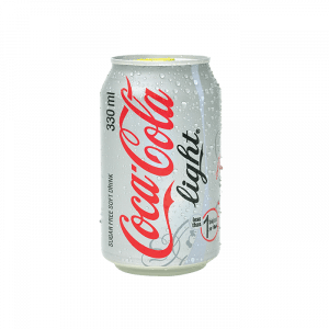 Coca Cola Light Can