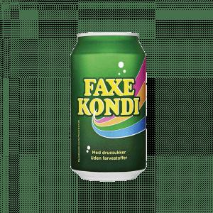Faxe Kondi Can