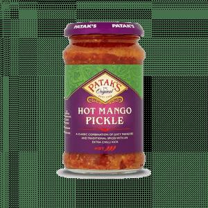 Hot Mango Pickle
