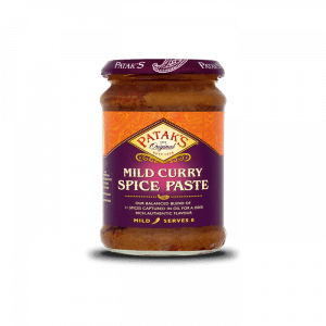 Mild Curry Spice Paste