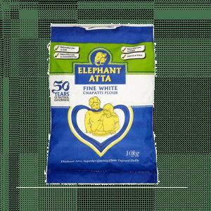 Elephant Aata White