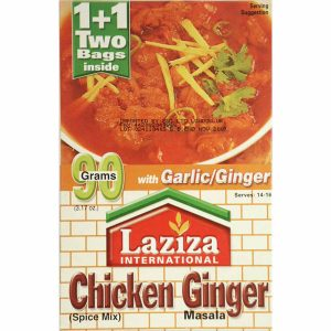 Chicken Ginger Masala