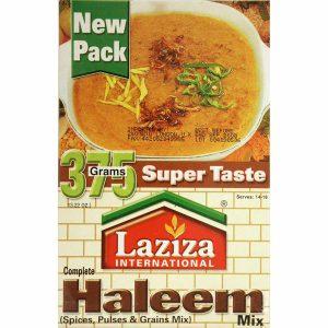 Laziza Haleem Mix