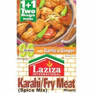 Laziza Fry Meat Masala
