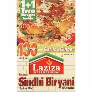 Laziza Sindhi Biryani Masala