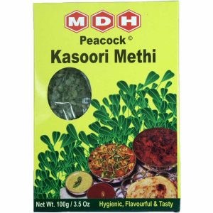 Peacock Kasoori Methi Leaves