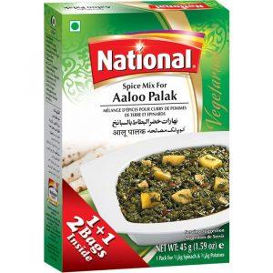 Aaloo Palak