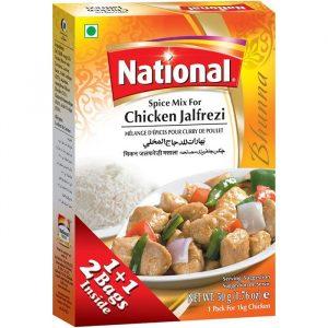 Chicken Jalfrezi National Spices