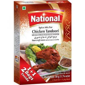 Chicken Tandoori National Spices