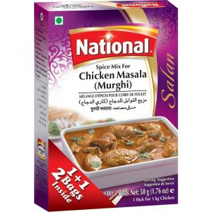 Chicken Masala National Spices