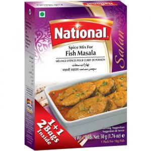 Fish Masala National Spice
