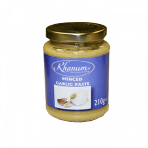 Khanum Garlic Paste