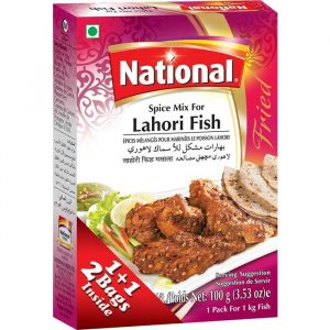 Fish Lahori National Spice