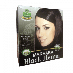 Henna / Mehdi Black