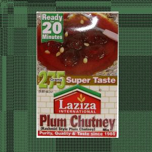 Plum Chutney Laziza