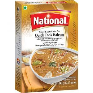 Haleem Quick Cook National Spice