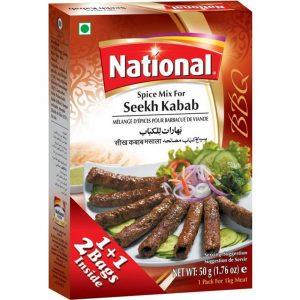 Seekh Kabab National