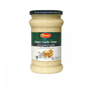 Shan Ginger & Garlic Paste