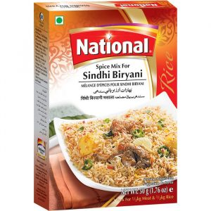 Sindhi Biryani National