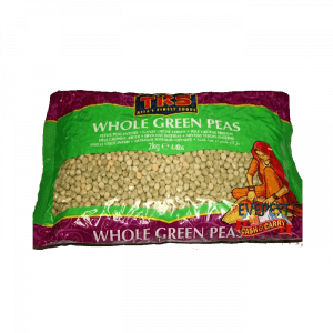 TRS Whole Peas Green