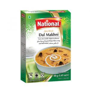 Dal Makhni National spices