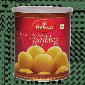 Haldiram's Rajbhog