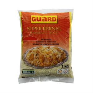 Guard Super Kernel Basmati Rice