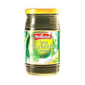 National Spicy Coriander Chutney