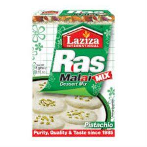 Laziza Rasmalai Pistachio