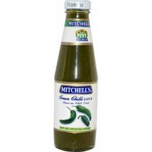 Mitchell's Green Chilli Sauce