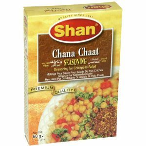 Chana Chaat
