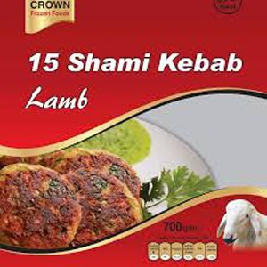 Crown Shami Kebab Lamb