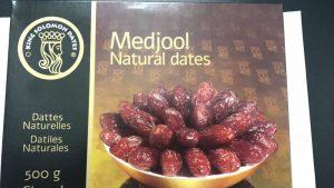 Medjoul Natural Dates