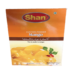 Shan Custard Powder Mango