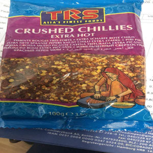 Crushed Chilies