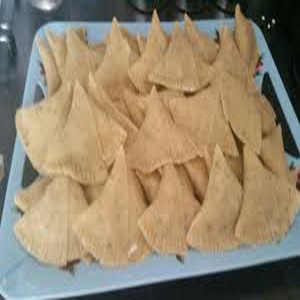 Home Made Samosa
