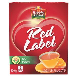 Red Label Tea 900g loose tea